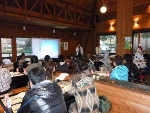 酪農青年と消費者との交流会が開催されました。